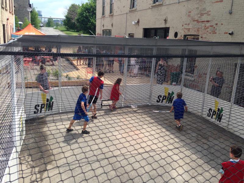 jeux Cage aux sports
