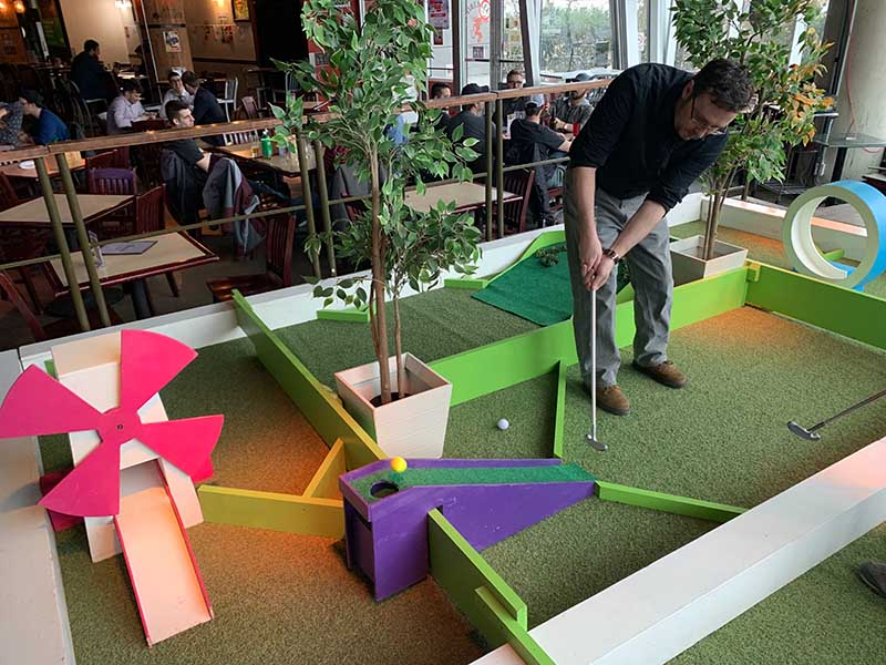 golf party jeux spin
