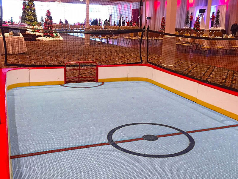 jeux Hockey bottine